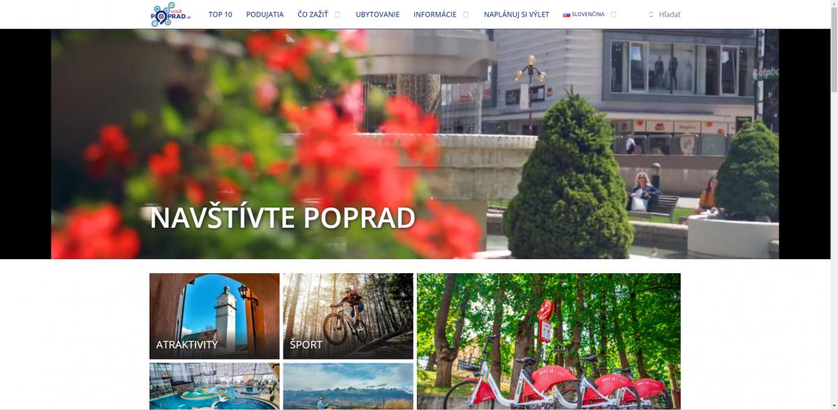VisitPoprad.sk