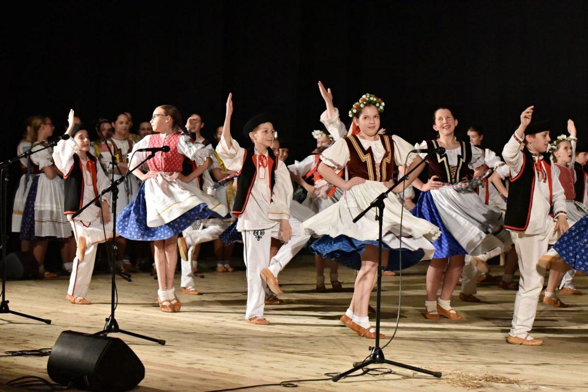 nina krigovska detsky folklorny subor letnicka poprad slovenska roka 2021