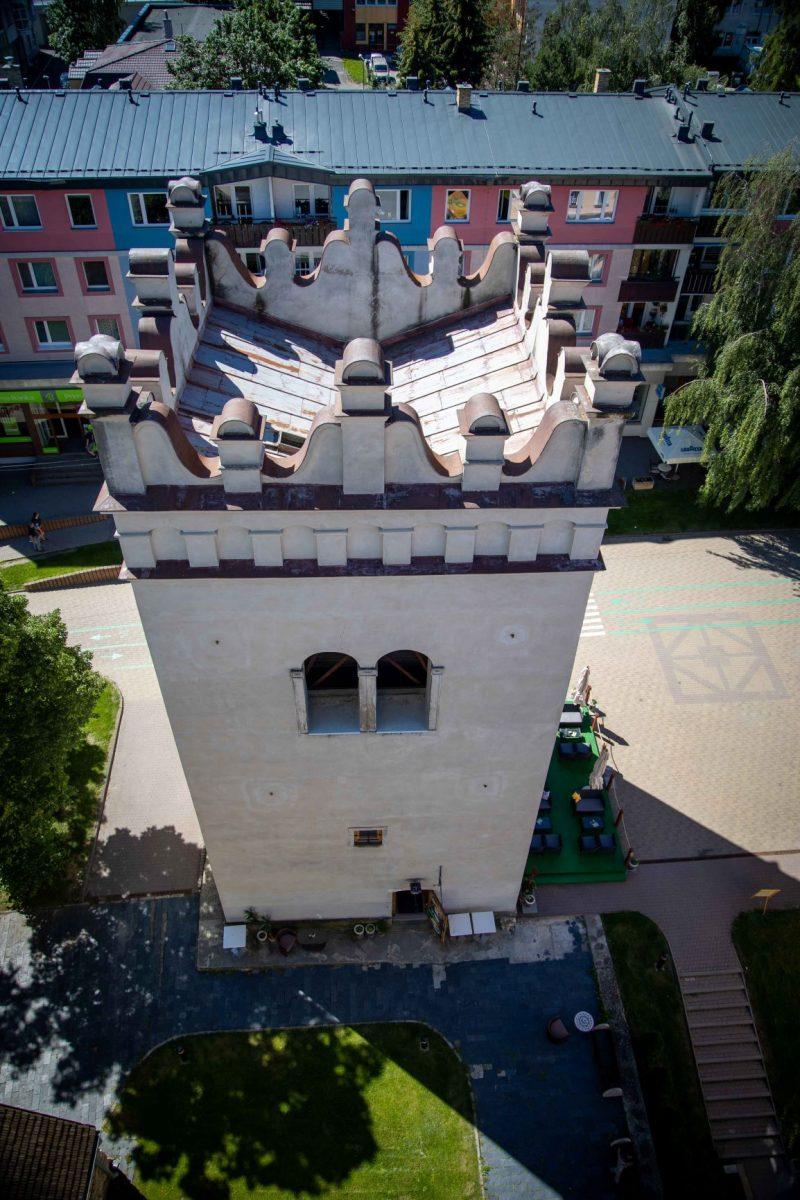 renesancna zvonica poprad