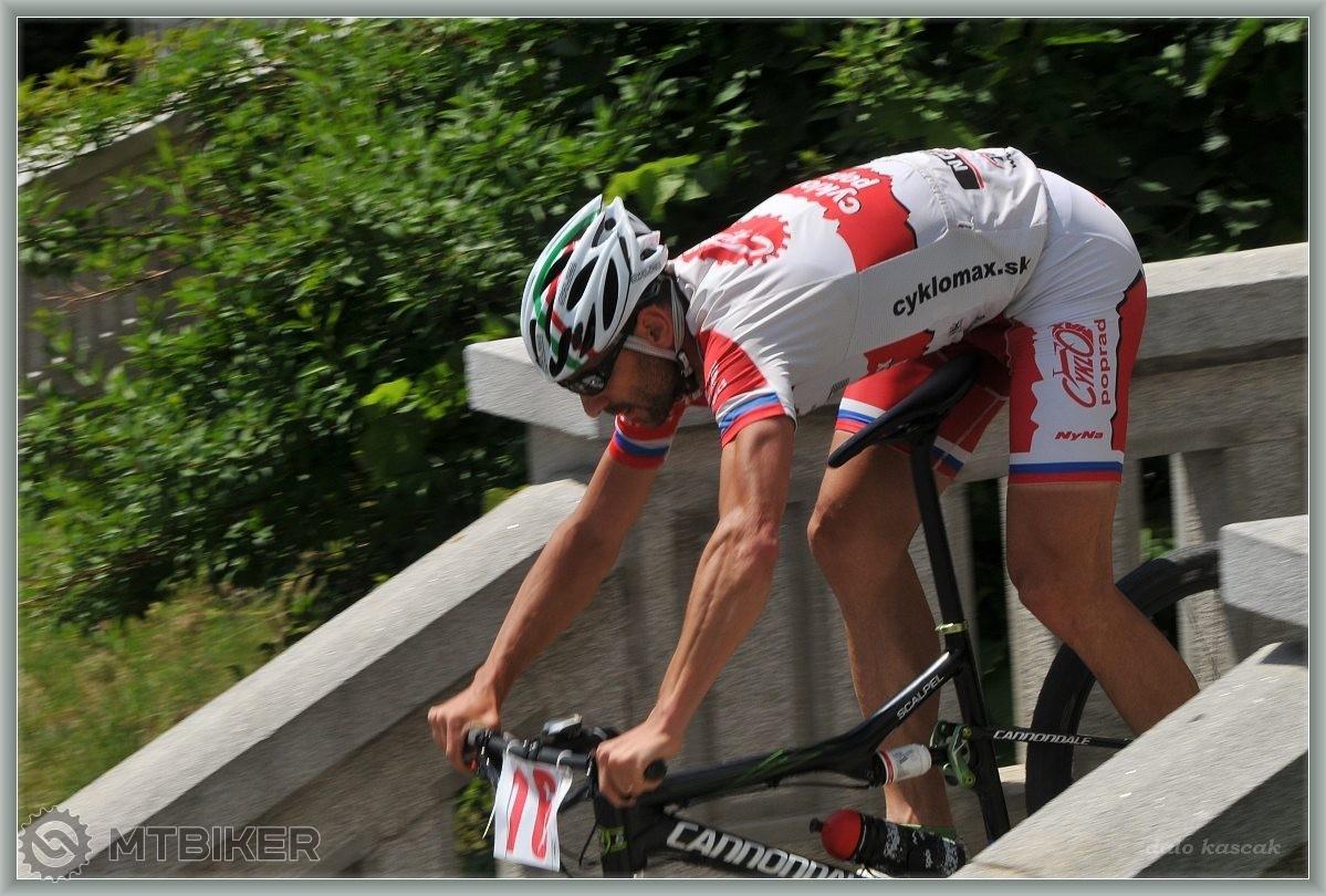 jan halik poprad horska cyklistika
