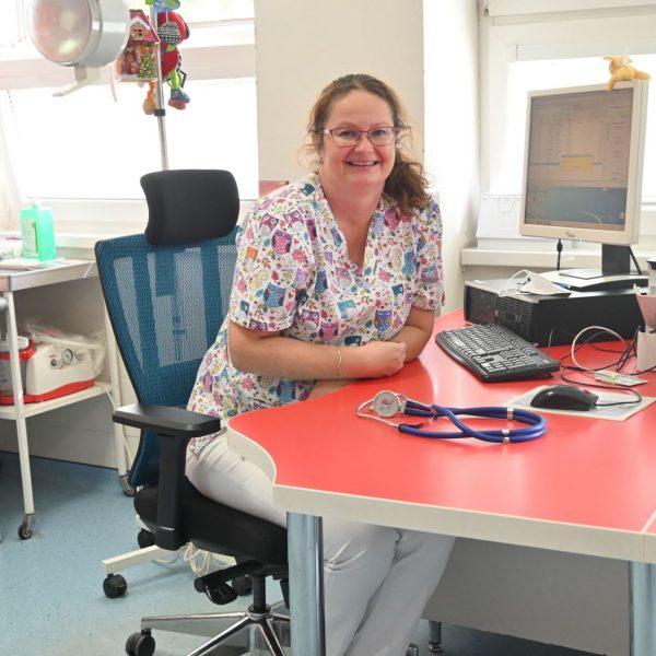 paula tatarkova labusova pediatricka imunologicko-alergologicka ambulancia nemocnica poprad